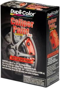 Tools and Equipment - Paint - Dupli-Color Paint - Dupli-Color Caliper Paint Kit | Dupli-Color Paint (BCP400)