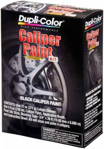 Tools and Equipment - Paint - Dupli-Color Paint - Dupli-Color Caliper Paint Kit | Dupli-Color Paint (BCP402)