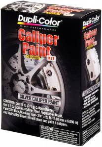 Tools and Equipment - Paint - Dupli-Color Paint - Dupli-Color Caliper Paint Kit | Dupli-Color Paint (BCP403)