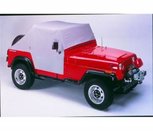 Car Cover - Car Cover - Bestop - All Weather Trail Cover For Jeep | Bestop (81050-01)