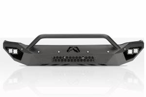 Exterior Lighting - Bumper Light Cover - Fab Fours - Vengeance Light Box Cover | Fab Fours (M2450-B)