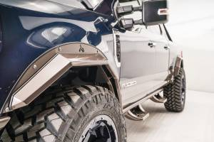 Fab Fours - Open Fender Flare | Fab Fours (TF4110-1) - Image 3