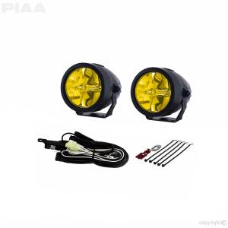 Exterior Lighting - Driving Light Kit - PIAA - LP270 LED Driving Light Kit | PIAA (22-02772)