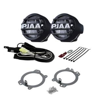 Exterior Lighting - Fog Light Kit - PIAA - LP530 LED Fog Lamp Kit | PIAA (05330)