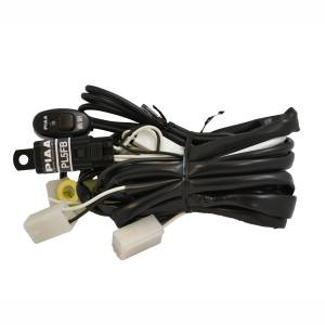 Exterior Lighting - Driving Light Wire Harness - PIAA - Wiring Harness   PIAA (34085)