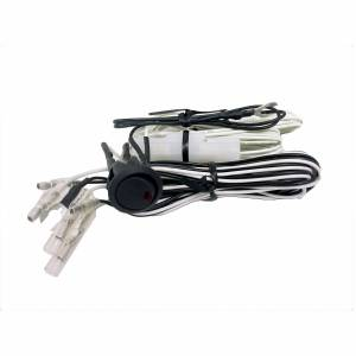 Exterior Lighting - Driving Light Wire Harness - PIAA - Wiring Harness   PIAA (34070)