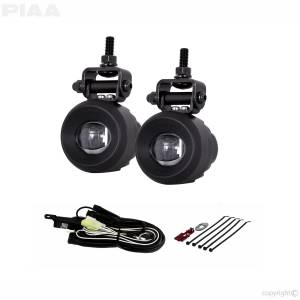 Exterior Lighting - Offroad/Racing Lamp - PIAA - 1100P All Terrain Projector LED Light Kit | PIAA (26-01202)