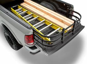 Truck Bed Accessories - Truck Bed Tailgate Extension - AMP Research - BedXtender HD Max | AMP Research (74842-01A)