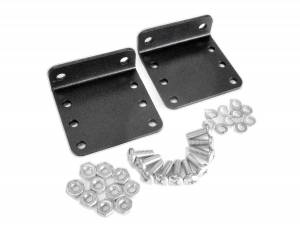 Truck Bed Accessories - Truck Bed Tailgate Extension Bracket Kit - AMP Research - BedXtender HD Compact L Bracket Kit | AMP Research (74601-01A)