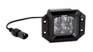 Exterior Lighting - Offroad/Racing Lamp - Body Armor - 3 Series LED Cube Lamp | Body Armor (30037)
