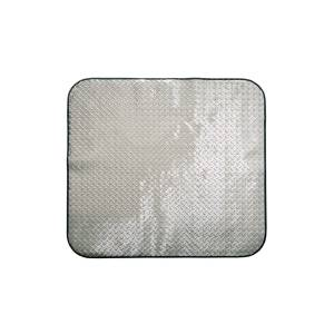 Tools and Equipment - Chair Mat - PitStop Furniture - Pitstop Diamond Plate Chair Mat | PitStop Furniture (DPCM4750)