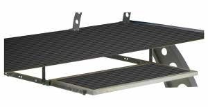 Tools and Equipment - Keyboard Tray - PitStop Furniture - Pitstop GT Spoiler Pull Out Keyboard Tray | PitStop Furniture (KPT300CF)