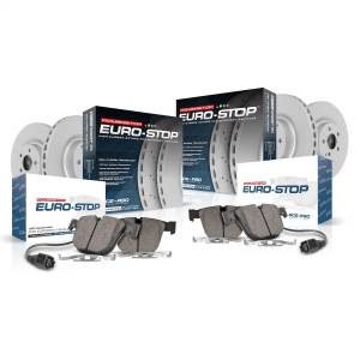 Power Stop - EuroStop Premium Brake Kit   Power Stop (ESK6227) - Image 2