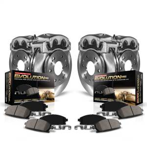 Power Stop - Autospecialty By Power Stop 1-Click OE Replacement Brake Kit w/Calipers   Power Stop (KCOE1693) - Image 2