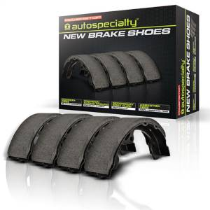Autospecialty By Power Stop New Brake Shoes | Power Stop (B1059)