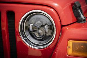Exterior Lighting - Head Light - Rough Country - LED Headlights | Rough Country (RCH5000)