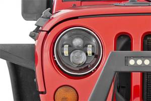 Rough Country - LED Headlights | Rough Country (RCH5000) - Image 5