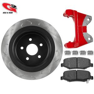 G2 Axle and Gear - JK Big Brake Kit | G2 Axle and Gear (79-2052-1) - Image 2