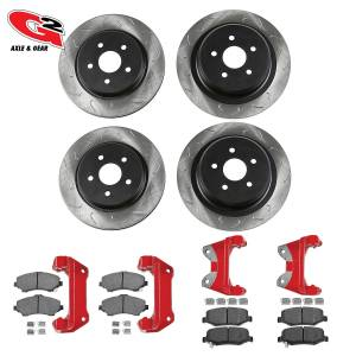 G2 Axle and Gear - JK Big Brake Kit | G2 Axle and Gear (79-JKKIT) - Image 1