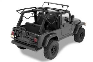 Replacement Soft Top Hardware Factory Style Bows | Bestop (55003-01)