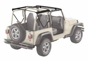 Replacement Soft Top Hardware Factory Style Bows | Bestop (55002-01)