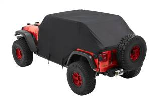 Car Cover - Car Cover - Bestop - All Weather Trail Cover For Jeep | Bestop (81043-01)