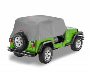 Car Cover - Car Cover - Bestop - All Weather Trail Cover For Jeep | Bestop (81036-37)