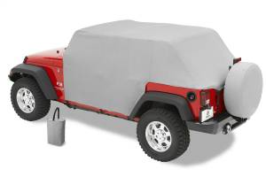 Car Cover - Car Cover - Bestop - All Weather Trail Cover For Jeep | Bestop (81038-09)