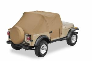 Car Cover - Car Cover - Bestop - All Weather Trail Cover For Jeep | Bestop (81037-37)