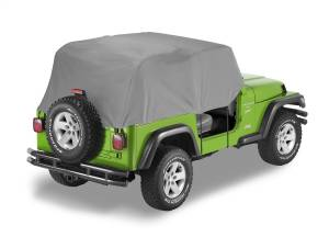 Car Cover - Car Cover - Bestop - All Weather Trail Cover For Jeep | Bestop (81037-09)
