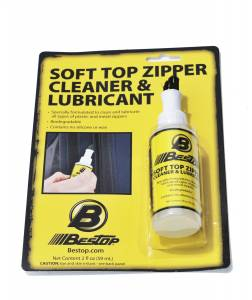 Cleaning Products - Cleaner/Protectant - Bestop - Bestop Zipper Cleaner/Lubricant | Bestop (11216-00)