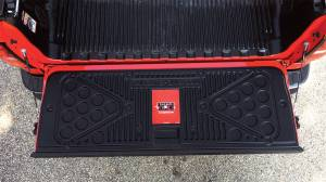 Truck Bed Accessories - Tailgate Pong - Duraliner - Tailgate Pong | Duraliner (C86-TPX)