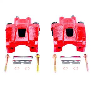 Powder Coated Disc Brake Caliper Set | Power Stop (NS4754)