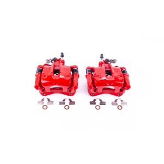 Powder Coated Disc Brake Caliper Set | Power Stop (S1714)