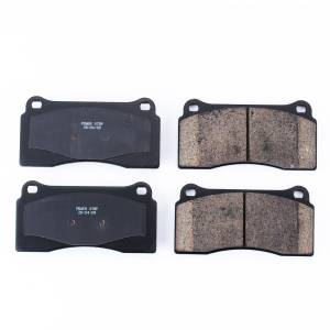 Power Stop - Z16 Evolution Premium Ceramic Brake Pads | Power Stop (16-810) - Image 1