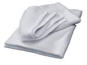 Cleaning Products - Finishing Cloth - WeatherTech - Microfiber Finishing Cloth/Quick Detailer | WeatherTech (8AWCC2)