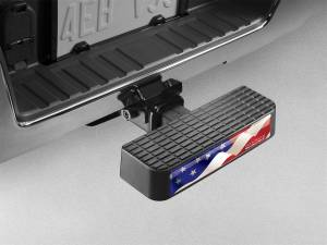 Towing - Trailer Hitch Step - WeatherTech - BumpStep | WeatherTech (81BS1)