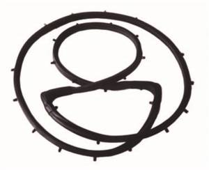 Body Part - Back Glass Seal - Omix - Liftgate Glass Seal | Omix (12304.01)