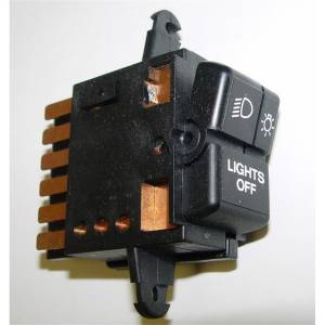 Exterior Lighting - Head Light Switch - Omix - Head Light Switch   Omix (17234.05)