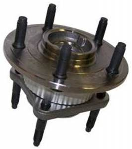 Brakes - Axle Hub Assembly - Omix - Axle Hub Assembly   Omix (16705.60)