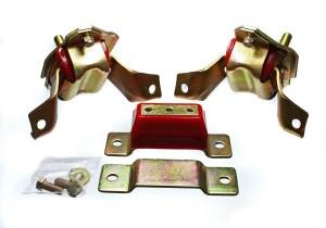 Motor And Transmission Mount | Energy Suspension (4.1124R)