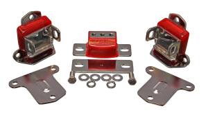 Motor And Transmission Mount | Energy Suspension (3.1133R)