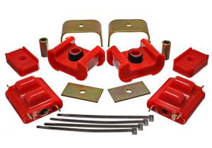 Motor And Transmission Mount | Energy Suspension (3.1124R)
