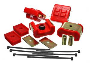 Motor And Transmission Mount | Energy Suspension (3.1126R)