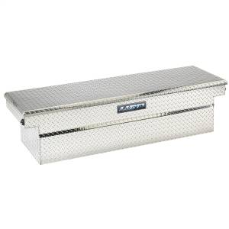 Truck Bed Accessories - Tool Box - Truck Bed Rail-to-Rail - Lund - Aluminum Cross Box | Lund (9303PB)