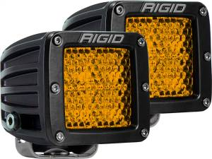 D-Series Rear Facing High/Low Diffused Light | Rigid Industries (90151)
