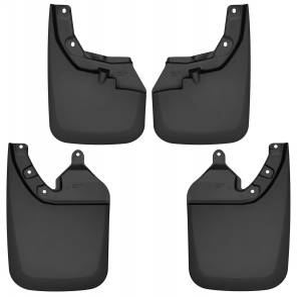 Mud Flap - Mud Flap Kit - Husky Liners - Custom Molded Mud Guard Set | Husky Liners (56946)