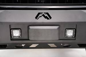 Fab Fours - Adaptive Cruise Control Relocation Bracket | Fab Fours (M4450-1)