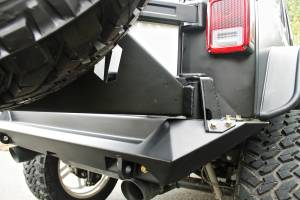 Fab Fours - Off The Door Tire Carrier | Fab Fours (JP-Y1261T-B) - Image 4