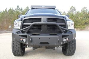 Fab Fours - Premium Winch Front Bumper   Fab Fours (DR13-F2952-B) - Image 2